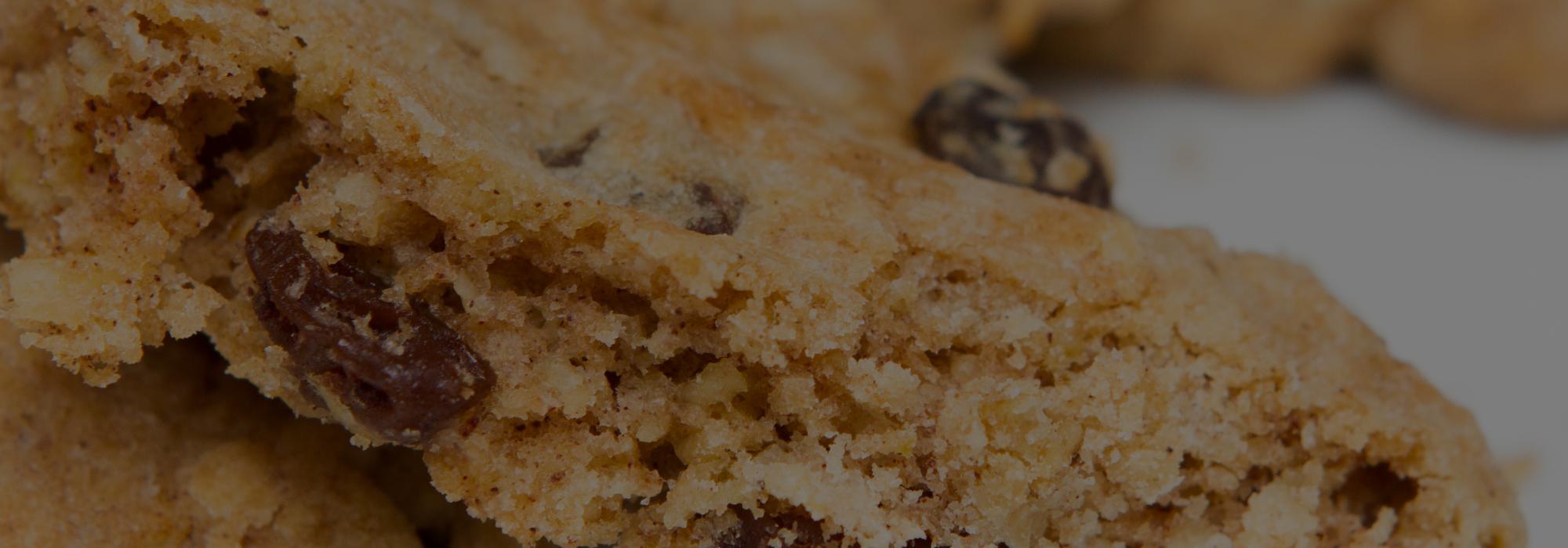 Cricket Powder Oatmeal-Raisin Cookies Recipe